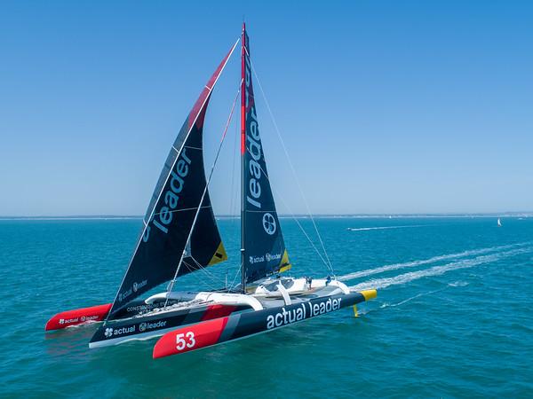 ROUND THE ISLAND RACE 2019