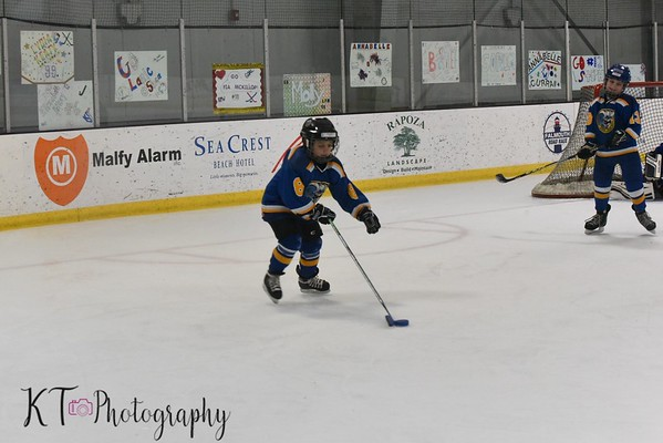 WJHA - Falmouth Tournament 2/23/19 - Blue vs White