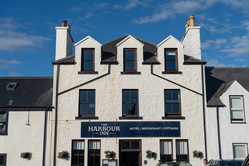 The Harbour Inn in Bowmore