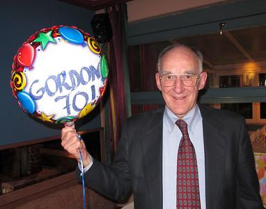 2010 Gordon's Birthday