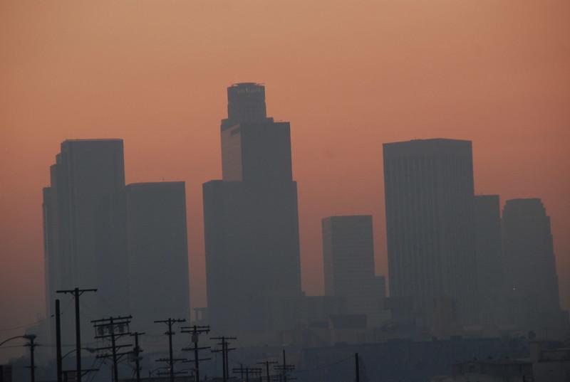 2008-11, Downtown Skyline