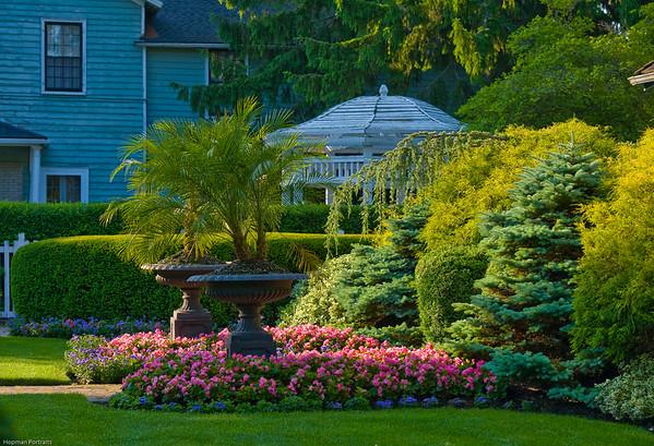 Horticultural Society Garden Tour 2014
