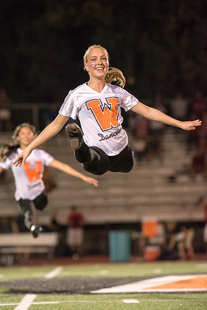 WBL football -V- Stillwater Dance Pictures