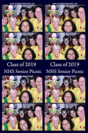 NHS Senior Picnic 2019