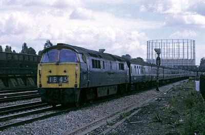 Old Oak Common, 1974