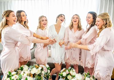 Sara Hugel's Wedding Samples