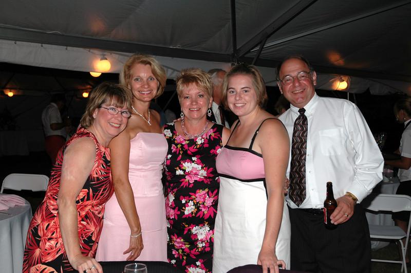 Pat Deutsch, Sue Merrill, Melody Sloan, Cheryl Deutsch, Stan Deutsch