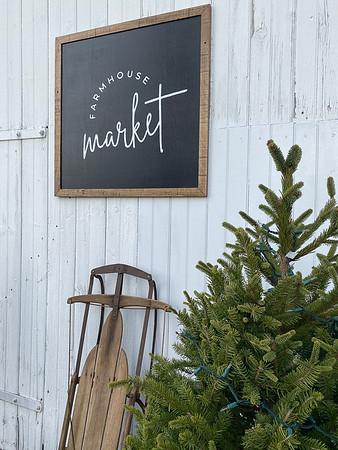 Pop-Up Market & Wood