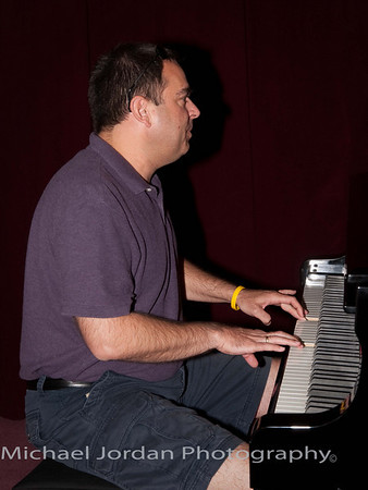 Dave Irish plays CLP