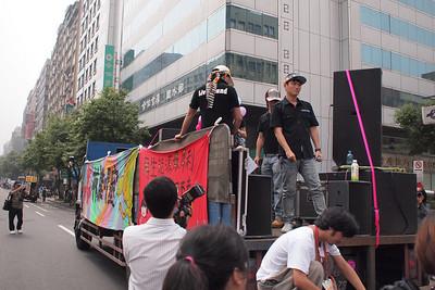 430向日葵反核遊行
