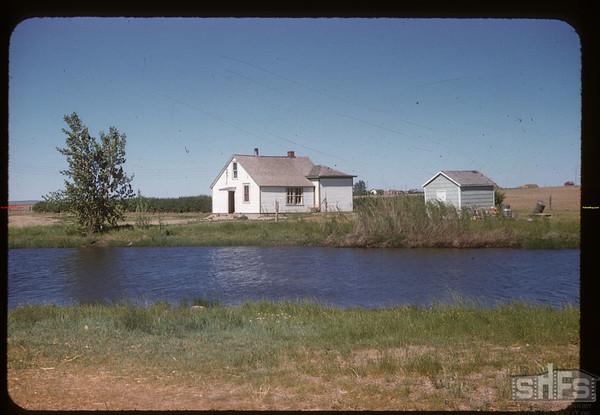 Lindstrom home.  Divide.  06/25/1958