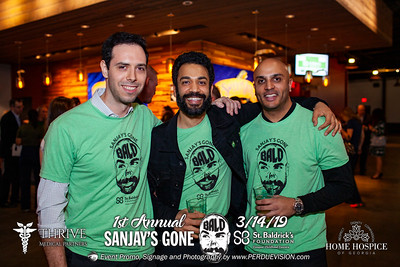 Thrive Medical Sanjays Gone Bald SweetWater Shoot 3-15-19