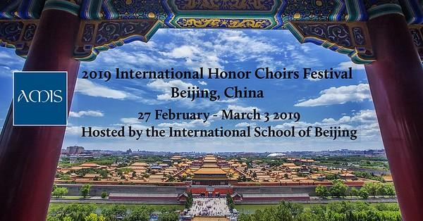 High School Honor Choirs