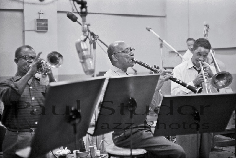 Louis Armstrong recording sessions 25