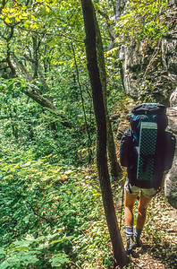 Ozark Trail - Taum Sauk, Pilot Knob