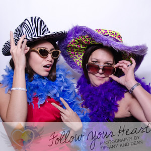 The Grove Holiday Party | Photo Booth