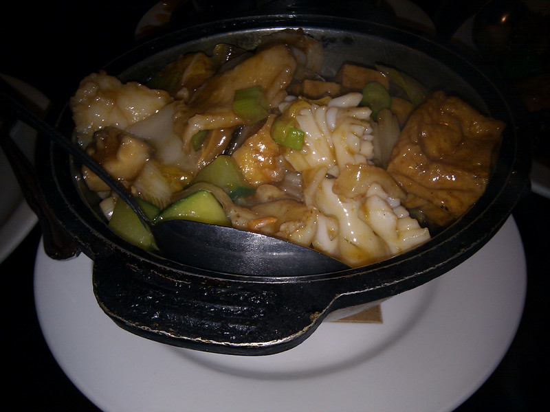 Country Bistro - Seafood with Bean Curd Pot