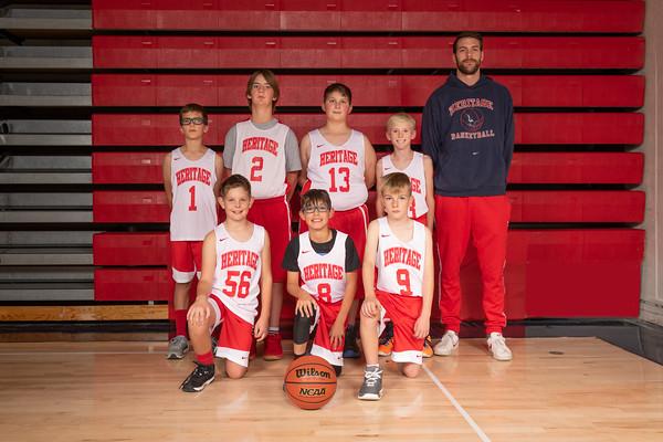 Little Eagles Basketball
