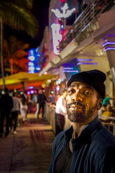 South Beach Portrait Photography