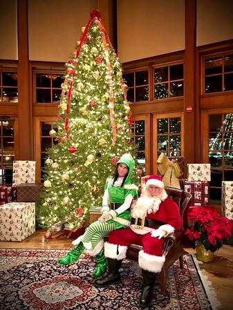 12/17/21- Santa @ Bethel Woods