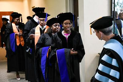 2018 Tift Education Hooding Atlanta