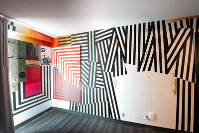 Allston Studio  movie room