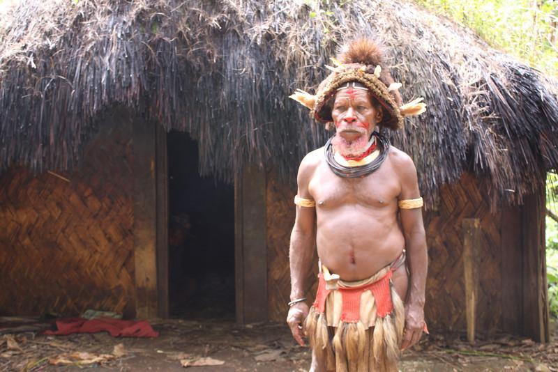 Napa village bigman
