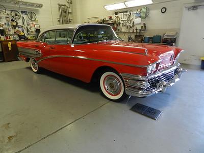 1958 Buick Super - Larry Peak
