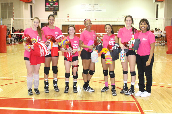 2013 Volleyball Sophomore Night