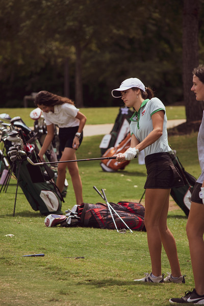 TWHS Golf Practice 9/3
