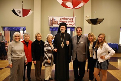Fr. Aristotle Damaskos 10th Anniversary