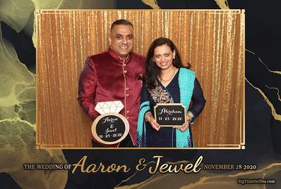 20201128 Aaron & Jewel