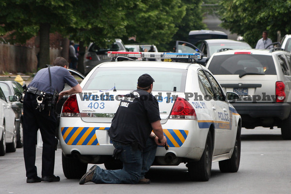 5/21/2012 - 4th & LIberty - Allentown - Police Operation