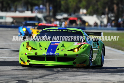 2012-03-17 FIA WEC ALMS 60th Annual 12 Hours of Sebring Turns 8 & 9 Fangio Chicane