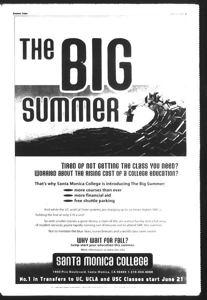 Summer Trojan, Vol. 152, No. 1, May 19, 2004