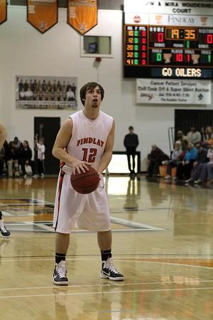 University of Findlay Basketball 2011