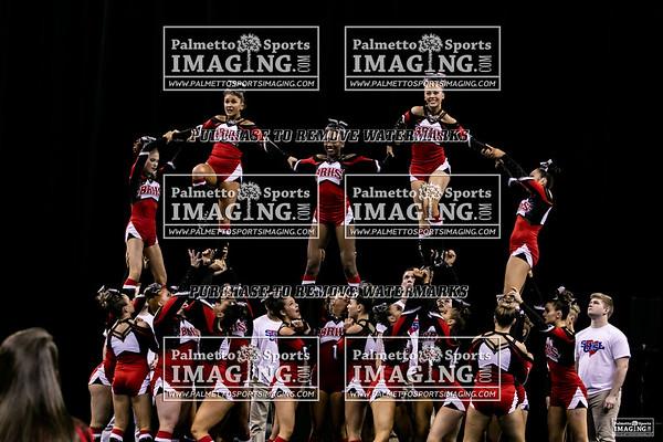 Blue Ridge-2019 Cheerleading Championship