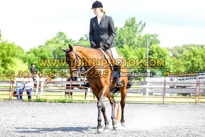 Jr 13-18 English Equitation 07/25/21