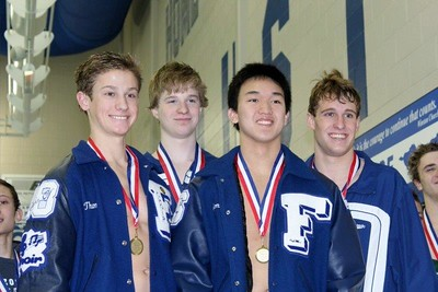 District Swim/Dive 2016
