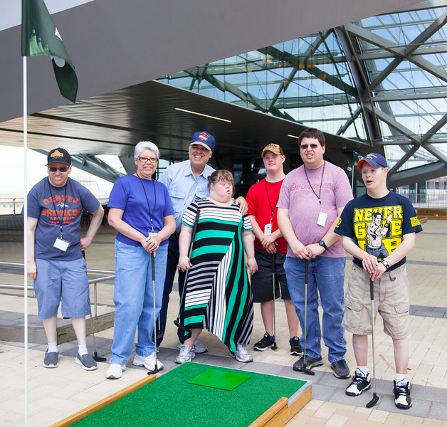 6-9-17 Fly Away Fridays: Hole in One Challenge