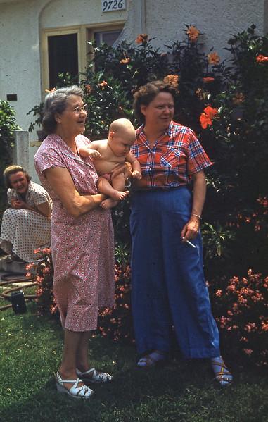 Grandma and Anne