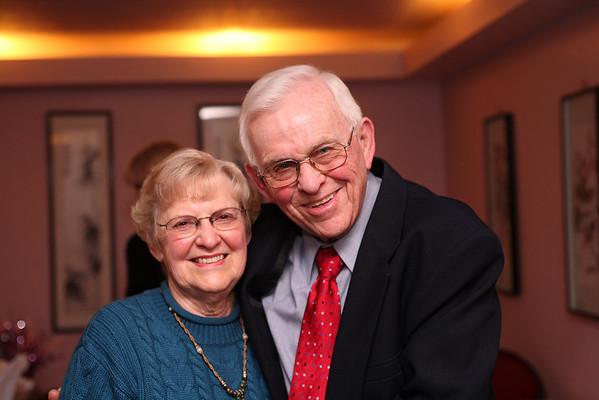 Everett & Emmy's 60th Anniversary