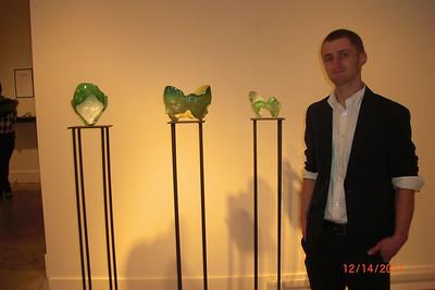 Jon Harvey Glass Show