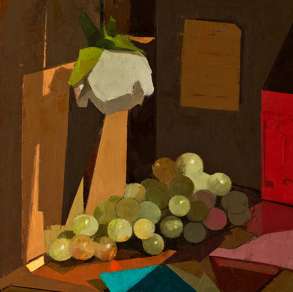 Still life with grapes (sold)