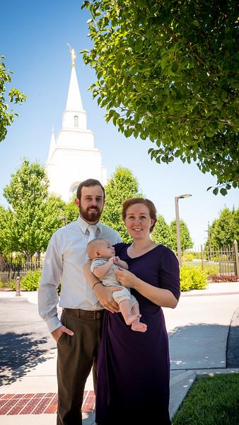 Vega's Family Sealing - Kansas City Temple