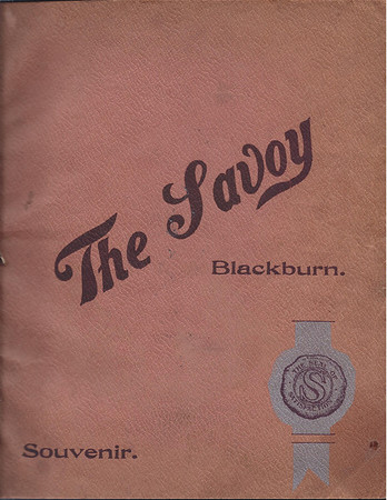 Blackburn The Savoy 192711