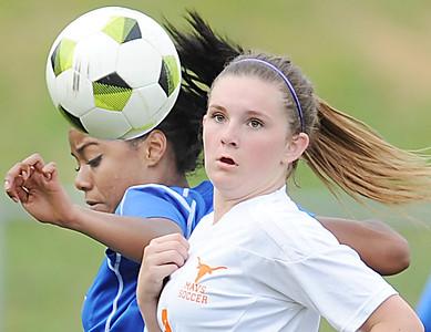 Mauldin-Byrnes Soccer Action