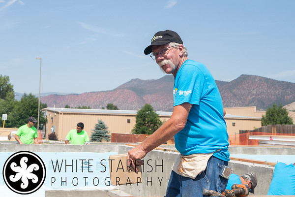Vail Event Photographer - Habitat for Humanity July 2018