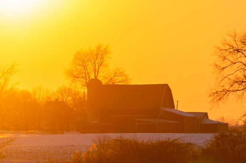 sunset over the Webber's barn 2-16-20-7.jpg