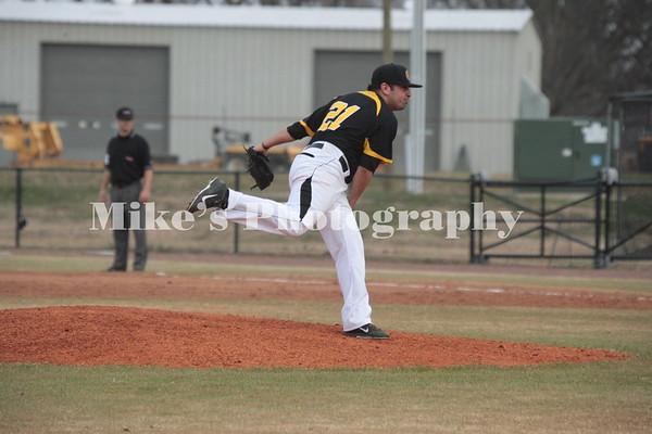 UAPB vs Prairie View Baseball 2014
